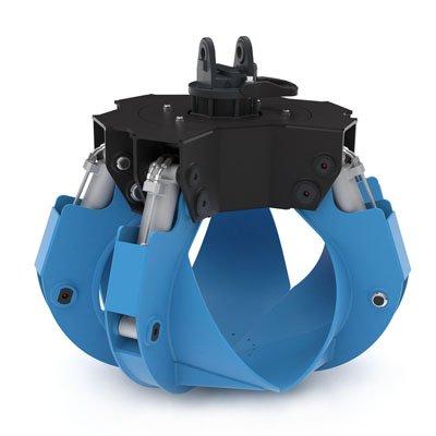 چنگ ضایعات – چنگ هیدرولیک – چنگ بیل مکانیکی ، جرثقیل ، بیل بکهو ، تراکتور ، چنگ ضایعات تیپ SR-P-V