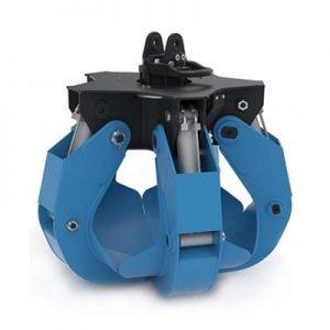 چنگ ضایعات – چنگ هیدرولیک – چنگ بیل مکانیکی ، جرثقیل ، بیل بکهو ، تراکتور ، تیپ SR-P